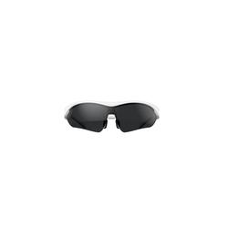PRECORN Sportbrille Bluetooth Sonnenbrille Smart Bluetooth Sport Sonnenbrille Stereo Bluetooth Headset Touch-Control-Technologie Modern und stylisches Gestell in weiß