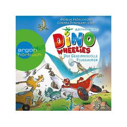 Dino Wheelies - Der geheimnisvolle Flugsaurier (CD)