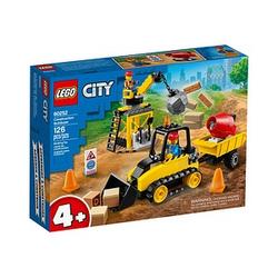 LEGO® City 60252 Bagger auf der Baustelle Bausatz