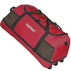 NOWI NOWI XXL 3-Rollen Reisetasche platzsparend 81 cm mit Dehnfalte
