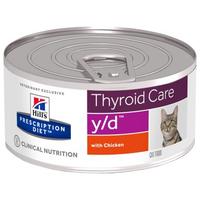 Hill's Prescription Diet y/d 24 x 156 g