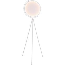 näve Stehlampe Munega, Stehlampe, Textil-Stehleuchte