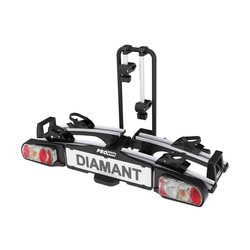 SG2 Diamant-Fahrradträger für 2 E-Bikes - Kippbar - Faltbar
