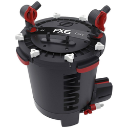 FLUVAL Aquariumfilter FX6 Außenfilter, 3500 l/h, bis 1500 l Aquariengröße