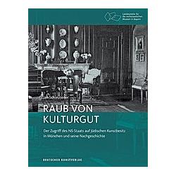 Raub von Kulturgut. Jan Schleusener  - Buch
