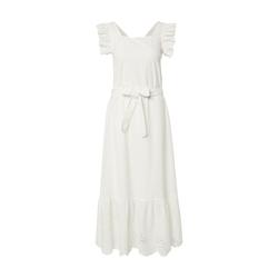 OBJECT Damen Kleid 'LINEANA' weiß / creme, Größe 40, 4662857