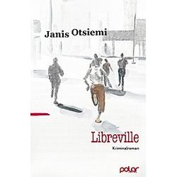 Libreville. Janis Otsiemi  - Buch