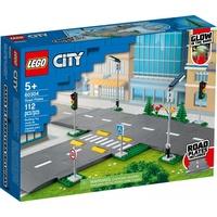 Lego City Straßenkreuzung mit Ampeln 60304