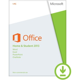 Microsoft Office Home & Student 2013 ESD DE Win