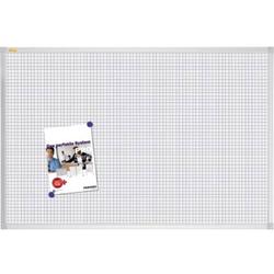 Franken Rastertafel X-tra!Line® Weiß Aluminium 120cm x 90cm