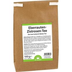 Eberrauten-Zistrosen-Tee Dr. Jacob's