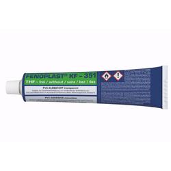 FENOPLAST KF-351 transparent 180 g/200 ml Quellschweißmittel für PVC Hart