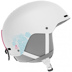 SALOMON PACT Helm 2021 white - JRXS