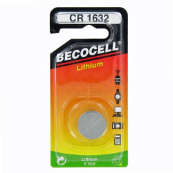 Becocell CR1632 Lithium Batterie