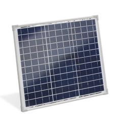 Solar Modul - 30 Watt mit 5m Kabel