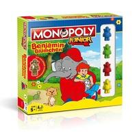 Winning Moves Monopoly Junior Benjamin Blümchen 44963