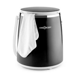 Mini Waschmaschine Schleuderfunktion Wäscheschleuder 3,5kg 380W »Ecowash Pico«, Waschmaschinen, 75400460-0 schwarz schwarz