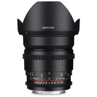 16mm T2,2 ED AS UMC CS II VDSLR Sony E