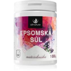 Allnature Epsomská sůl Thyme Badesalz 1000 g