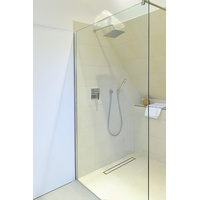 Home Deluxe Navaa 12 Duschtrennwand 80 x 200 cm Lotuseffekt