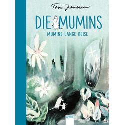 Die Mumins. Mumins lange Reise als Buch von Tove Jansson