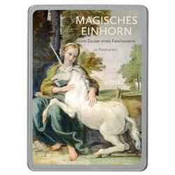 Magisches Einhorn 20 Postkarten
