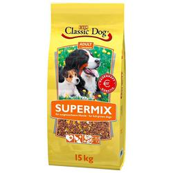 Classic Dog Trockenfutter Supermix, 15 kg