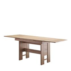 Esszimmertisch in Sonoma-Eiche Holzwerkstoff