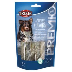 (4,84 EUR/100g) Trixie Premio Salmon Cigars 70 g