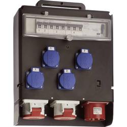 As - Schwabe CEE Stromverteiler Stromverteiler CEE FIXO III 60516 400V 32A