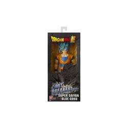BANDAI NAMCO Actionfigur Dragon Ball Super Große Figur - Blue Vegeta blau