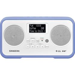 Sangean TRAVELLER 770 Tischradio DAB+, DAB, UKW DAB+, UKW Tastensperre Blau