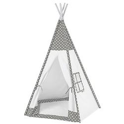 Tipi Zelt mit Bodenmatte
