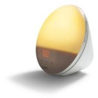 Philips Wake-up Light mit farbiger Sonnenaufgangssimulation