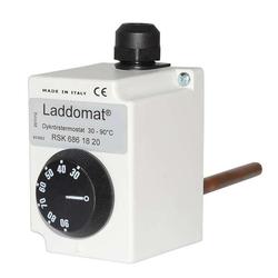 Tauchrohrthermostat mit Tauchrohr R15 - Laddomat
