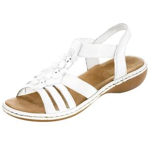 Sandalette Rieker Weiß in Größe 38-weiß-38