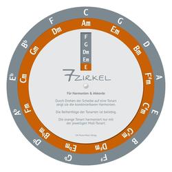 7 - Zirkel / Quintenzirkel