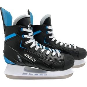 Cox Swain Icehockey Schlittschuhe Keno, Farbe:Black (Schwarz), Größe:Gr. 40