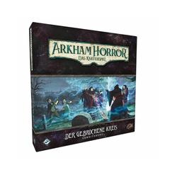 Asmodee Spiel, Arkham Horror - Das Kartenspiel - Der gebrochene Kreis Neu