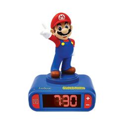 Lexibook® Radiowecker 3D Super Mario Design Digital Radiowecker