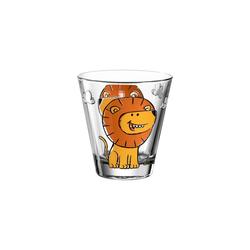 Glas Koch Kinderbecher Bambini Löwe, 215 ml