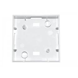 TIMEX Aufputzdose Lichtschalter Aufputzrahmen weiß PWN-1JW/W Jowisz 7724