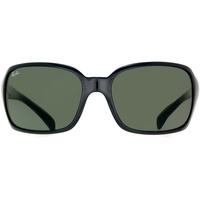 Ray Ban RB4068 601 60-17 black/green classic