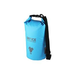 Dry Ice Cooler Bag Kühltasche Türkis bag tasche kühlbox, Volumen in Liter: 15
