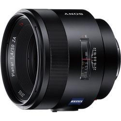 Sony Objektiv A-Mount-Objektiv 50 mm, F1.4 Z, SAL50F14Z schwarz