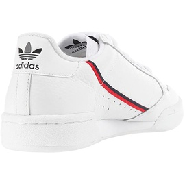 adidas Continental 80 white black red white, 42 ab 58,90