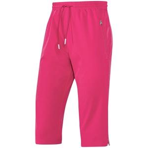 Joy Sportswear Ellie Damen Caprihose für Freizeit, Sport & Fitness Normalgröße, 38, Himbeere dunkel
