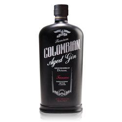 Dictador Colombian Aged Black Gin