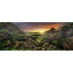 RAVENSBURGER Sonne über Island Puzzle Mehrfarbig