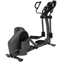 Life Fitness E5 Track silber